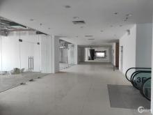 Cho thuê sàn thương mại làm văn phòng,DT linh động từ 300-500m2 tại Nguyễn Tuân.
