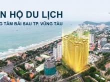 Căn hộ du lịch 100% view biển tại bãi sau tp biển VT giá chỉ từ 2 tỷ/căn
