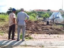 Chính chủ cần bán lô đất ngay chợ Rạch Kiến, 90m2 giá 1 tỷ 350tr