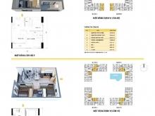 Cần bán căn hộ Bcons Garden TTHC Dĩ An giá chỉ 23tr/m2 Trả trước chỉ 330tr