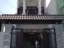 Bán nhà 1 lầu 1 trệt ngay chợ Bến Cá, Xã Tân Bình, Vĩnh Cửu, Đồng Nai giá 830tr