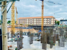 2pn 2wc Bcons Garden tầng 16, trả trước chỉ 380tr, đầu năm 2022 nhận nhà.
