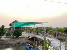 Chính chủ bán đất xã Phước Khánh Nhơn Trạch sổ hồng riêng đất sạch, 440tr/1000m2