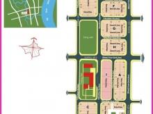 Bán lô đất Phú Mỹ Chợ Lớn, Phạm Hữu Lầu, Quận 7, DT 100m2, giá 6ty2