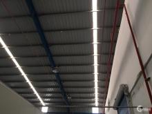 Cho thuê xưởng 2600m2 cả xưởng và văn phòng Khu công nghiệp Quế Võ 1.