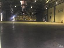 Cho thuê kho, xưởng sản xuất nhẹ tại KCN Đại Đồng, DT 3360m2, 4480m2