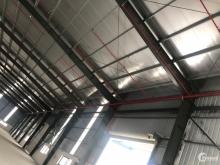 Cho thuê nhà xưởng độc lập có Văn phòng KCN Đình Trám, Bắc Giang 3440m2