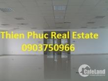 Cho thuê nguyên sàn tòa nhà MT Nguyễn Văn Trỗi, PN, 210m2, 88 triệu/ tháng