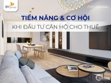 Cơ hội đầu tư cực tốt tại trung tâm TP Bắc Giang - Chung cư Bách Việt trả góp 0%