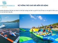 Căn hộ view trực diện biển, cách biển chỉ 50m, sở hữu bãi biễn riêng. 33tr/m2