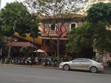 Bán nhà mặt phố Trần Hưng Đạo Hoàn Kiếm 800m mặt tiền 30m kinh doanh VIP