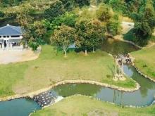 Bán gấp BT nghỉ dưỡng Hasu, Kỳ Sơn, HB 155m2, view núi, full NT, SĐCC, giá 1,9xx