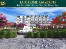 Nhà phố An Dương Vương - CK 3 cây vàng 9999 – T10/2020 nhận nhà ở liền -