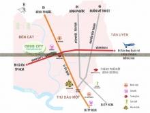 Chuyển công tác bán nhà phố Oasis City, chỉ cần 600tr, đối diện ĐH Việt Đức