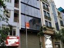 Bán nhà mặt phố Thái Hà Đống Đa 135m 6 tầng thang máy hai mặt thoáng nở hậu.