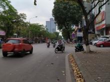 Bán nhà mặt phố Lê Văn Hưu 190m mặt tiền 8m mặt phố gần ngã tư Nguyễn Du.