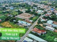 Kẹt tiền Bán gấp lô Góc mặt tiền Bàu Sen gần Trường Đua Ngựa 6x25m giá 990tr