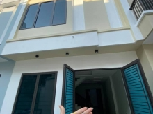 Bán nhà 3 tầng mới xây Thiết kế hiện đại