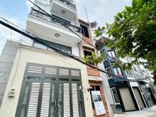 Chính chủ bán nhà đẹp mới xây hẻm xe hơi quận Tân Bình thích hợp làm văn phòng