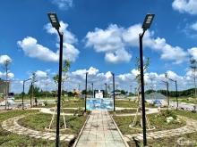 Khu dân cư sinh thái Cần Đước mặt tiền ql 50 giá 450tr