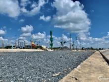 Bán đất mặt tiền ql 50, Cần Đước xây dựng tự do ngay trung tâm huyện