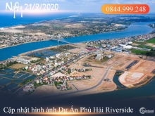 Đầu tư đất nền 36 m dự án phú hải riversid
