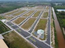 """Dự án đất nền """"Lago centro"""" mặt tiền vành đai 4 gần KCN lớn - PKD chủ đầu tư"""