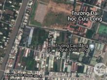 1000m2 đất mặt tiền đường nhựa 3.5m kết nối đường dẫn cao tốc Mỹ Thuận - Cần Tho
