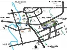 Chính chủ cần bán 15468m2, sổ riêng ngay cạnh cổng ra sân bay Long Thành.
