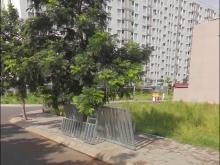 Bán đất 6x18m mặt tiền Hoàng Quốc Việt vào 100m Phú Mỹ, Q7, giá 2tỷ, Shr, thổ cư