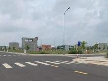 Đất khu D,khu công nghiệp visip II mở rộng, mặt tiền Đt742