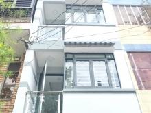 Cho thuê nhà mới 3 lầu mặt tiền KD đường Hưng Phú Phường 9 Quận 8