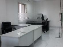 Văn phòng cho thuê đẹp MT CMT 8, Q.3, gần NĐC, 48m2, 19 triệu/ tháng