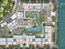 căn hộ Westgate, trung tâm Huyện Bình Chánh, giá 38 triệu/m2, thanh toán 30%