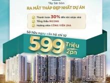 TT 15% 599Tr sở hữu ngay căn hộ UBNN BÌNH CHÁNH - 0939.588.518