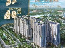 Dream HomeTầng 9-24, View Sông, Căn 2PN-56m2, Giá 1.8 tỷ, Trả 6.5%Tháng, Vay TP