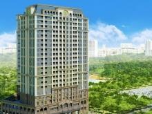 Bán tòa nhà văn phòng mặt phố Hồ Tùng Mậu: 13 tầng, DT 400m2, mặt tiền 13m