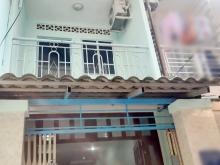 Nhà (dt đất:32.5m2/lầu/2pn) hẻm 231 Dương Bá Trạc P1 Q8