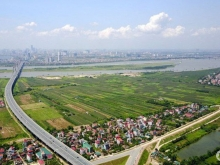 Chính chủ bán gấp lô biệt thự nhà vườn KDT Minh Giang Đầm 374M2 sắp ra sổ đỏ