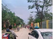 Gần trường Cấp 2 Trần Phú,Đường 6m,Không lụt,Khu dân cư sinh sống