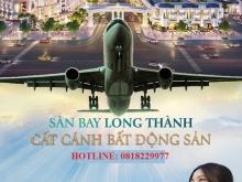 Đất dự án sân bay Long Thành Century City chỉ 540tr, CK 14%, tặng cây vàng SJC