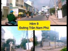 Bán Cặp Nền Góc Hẻm 9 Lộ 6m - Đường Trần Nam Phú (Lộ Ngân Hàng)