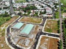 Đất mặt tiền chợ trung tâm thị trấn, sinh lợi ngay với chỉ 780 triệu/lô