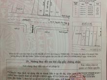 bán đất 5x20m đường 1 chợ tân mỹ phường tân phú Q7+ 12.8 tỷ