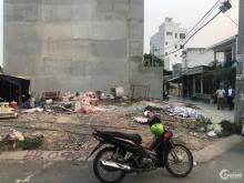 Bán Lô Góc 60m2 Ngang 6m Đường  Hồ Văn Tư Trường Thọ Ngay Chợ Thủ Đức