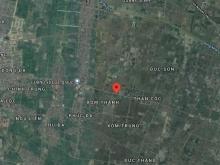 Bán nhanh 2 lô liền kề mặt đường Thanh Niên, xã Quảng Đức, Quảng Xương, TH.