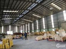Cho thuê kho xưởng DT 2000m2 KCN Ngọc Hồi, Thanh Trì, Hà Nội