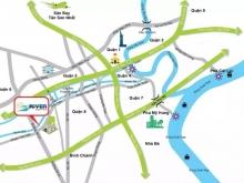 Cho Thuê 158m2 Tầng 03 TTTM Green River Phạm Thế Hiển, Q8. Giá chỉ 35 Tr/tháng.