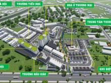 Chung cư xã hội dự án Khu đô thị Sinh Thái Ecocity Cần Thơ