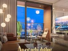 Căn góc 3 phòng ngủ view biển, thành phố, CK 900 triệu/ căn, The Sang Residence